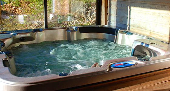 Un spa relaxant