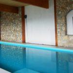 Bientôt une piscine chauffée…